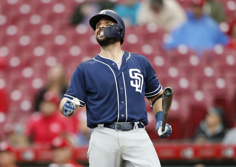 APphoto_Padres Reds Baseball