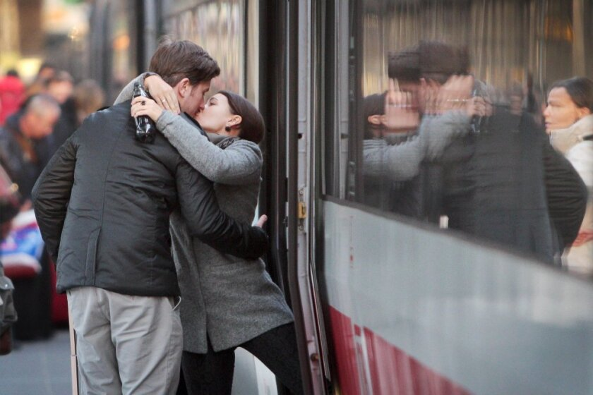 """A 10-second """"intimate kiss"""" can transfer 80 million bacteria from mouth to mouth, according to a new study."""