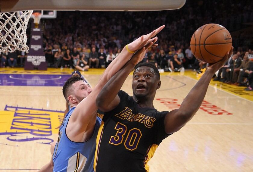 Five takeaways from the Lakers' 116-105 loss to the Denver Nuggets