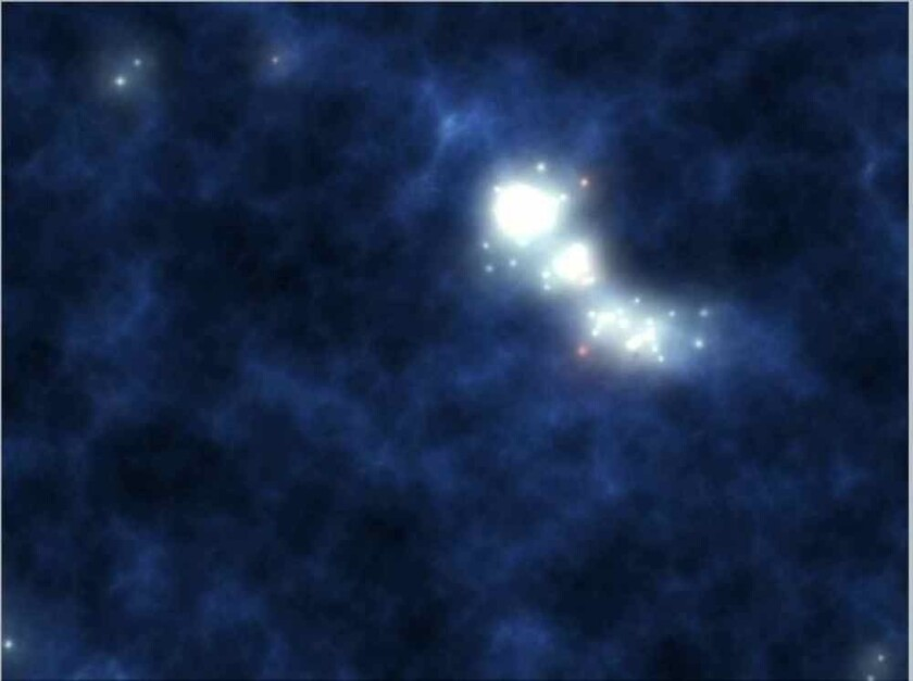 A 'stellar fossil' holds hints of one of the universe's first stars