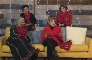 Gloria Allred discusses shooting a film about herself and women gaining their voice