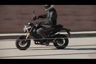 Highway 1: Honda Grom