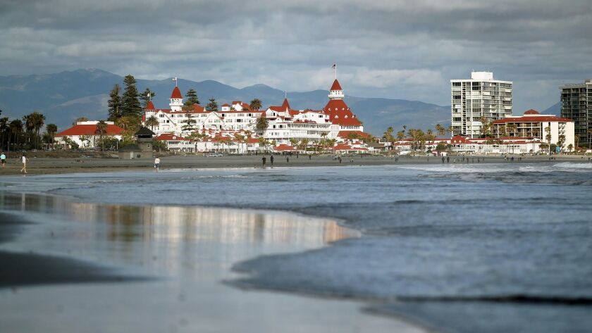 CORONADO_Dr. Beach, famous for judging the nation's top beaches will be coming out with his list lat