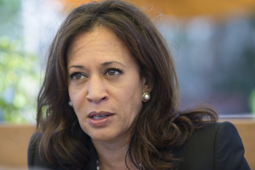 California Atty. Gen. Kamala Harris sues to shut down 2 car donation charities