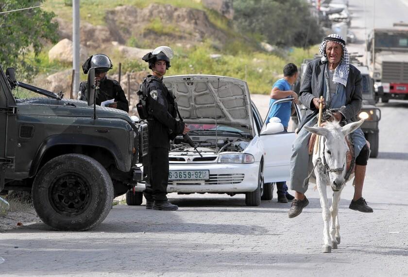 Deir Sammit, West Bank