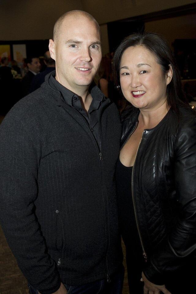 Andy Baxter, Jane Hong