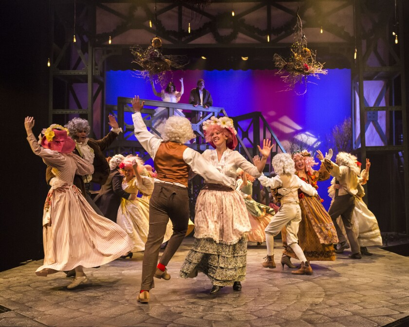 'A Christmas Carol' at A Noise Within in Pasadena