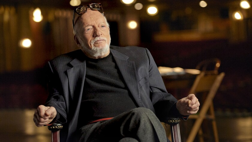 """Great Performances: Harold Prince: The Director's Life"" on PBS."