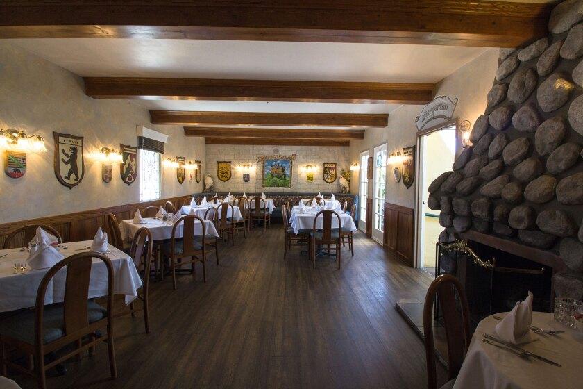 Kaiserhof Restaurant & Biergarten in Ocean Beach