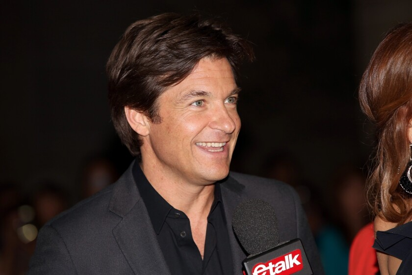 """Director/producer/actor Jason Bateman arrives at the """"Bad Words"""" premiere during the 2013 Toronto International Film Festival at Ryerson Theatre on September 6, 2013 in Toronto, Canada."""