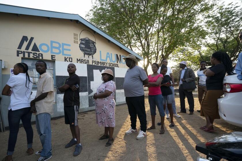 Botswana Election