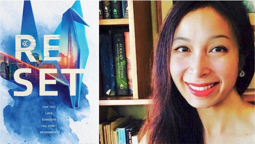 Author Sarina Dahlan