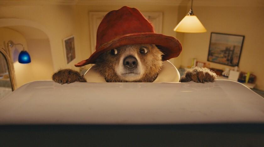 'Paddington' summons cuddly memories of everybody's favorite British bear