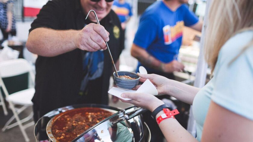 SoNo Fest & Chili Cook-Off