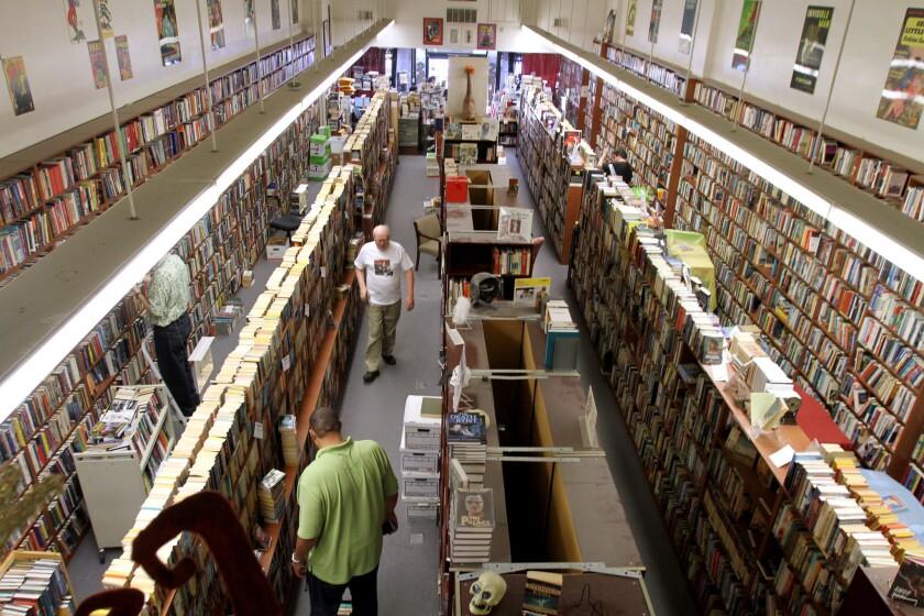 Bookfellows, Glendale, Calif.