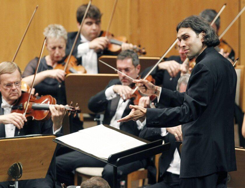 London Philharmonic Orchestra conducted by Vladimir Jurowski