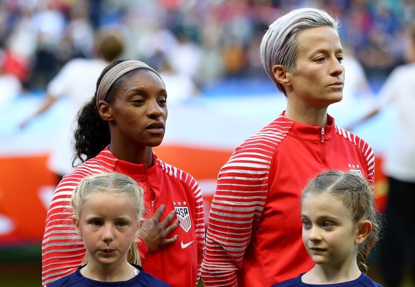 Sweden v USA: Group F - 2019 FIFA Women's World Cup France