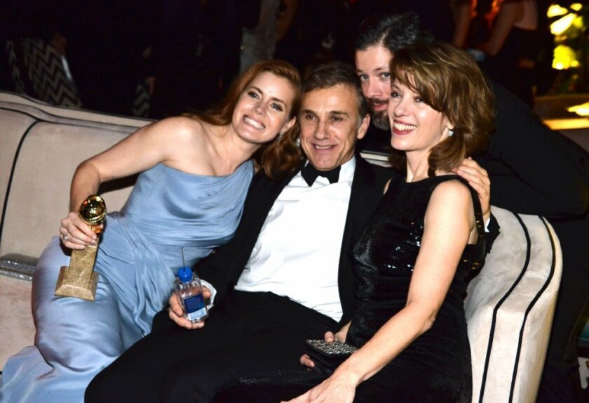 Weinstein Co. and Netflix's 2015 Golden Globes after-party