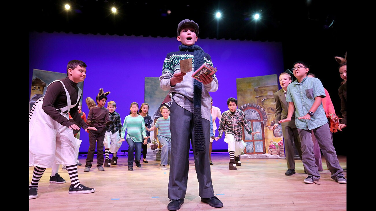 Photo Gallery: LCUSD sixth graders put on Willy Wonka Jr. play