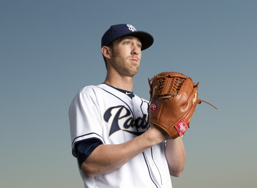 Left handed pitcher Tommy Layne with the 2013 San Diego Padres.