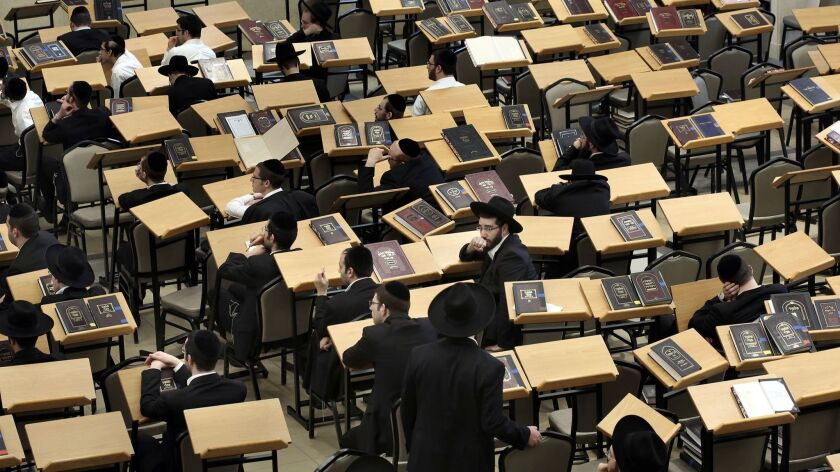 Beth Medrash Govoha, a yeshiva founded In 1943 by Rabbi Aharon Kotler, is now one of the world's lar