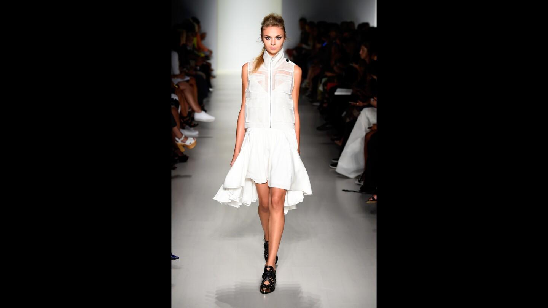 New York Fashion Week: Marissa Webb