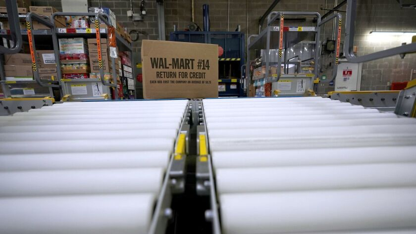 Walmart offers next-day shipping, speeding deliveries as it