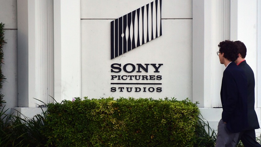 Sony cyber attack