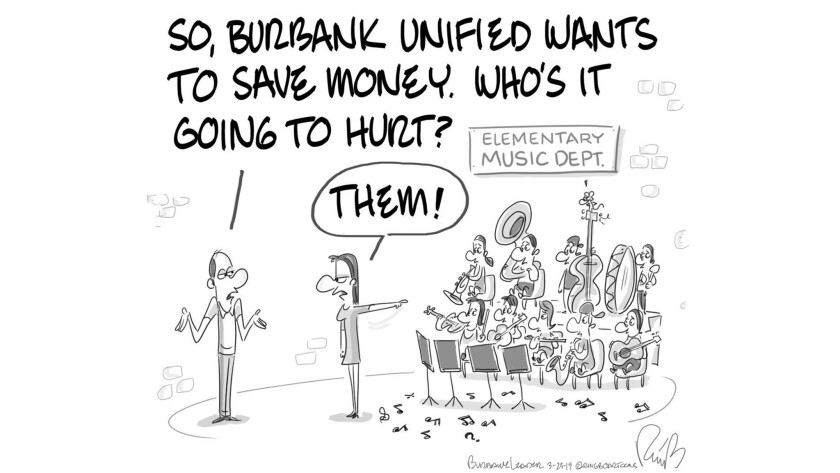 """Final cartoon """" The Last Note"""" to be published in BLR on 3-23-19. (Bert Ring)"""