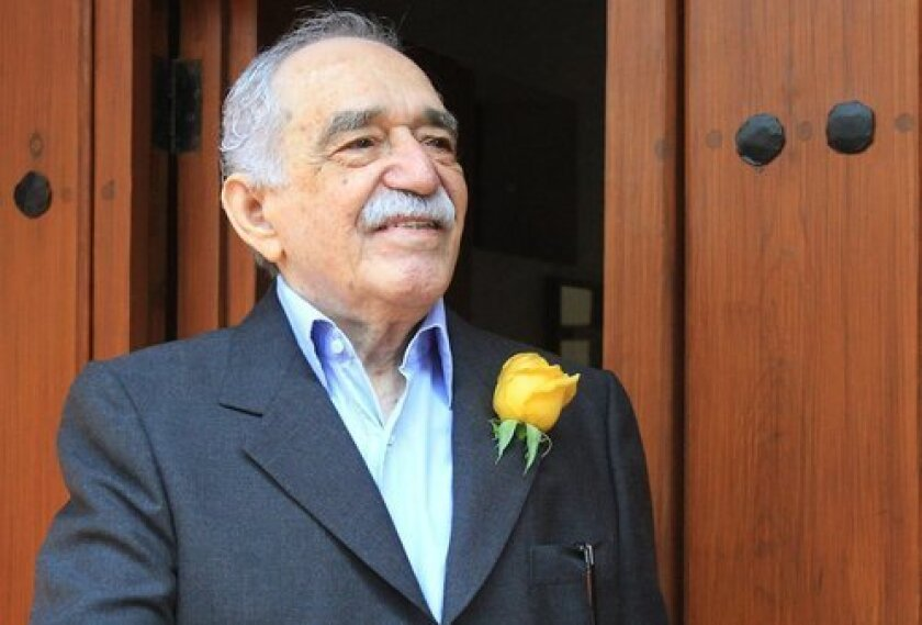 """Gabriel Garcia Marquez, author of """"One Hundred Years of Solitude,"""" popularized the emerging Latin American literary genre known as magic realism."""