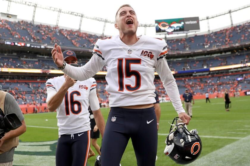 NFL Week 2 roundup: Bears beat Broncos in wild finish