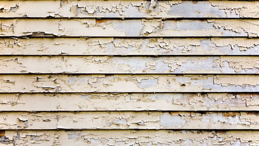 A California ballot initiative would have taxpayers, not paint companies, pay for lead-paint cleanup while overturning a landmark court ruling that made three manufacturers liable for the cost.