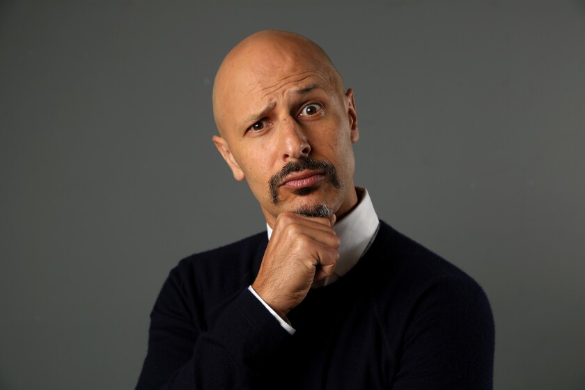 """""""I've done stand-up in several Arab countries with the Axis of Evil tour, and those audiences are starting to get it, thanks in part to the Internet,"""" says Maz Jobrani."""
