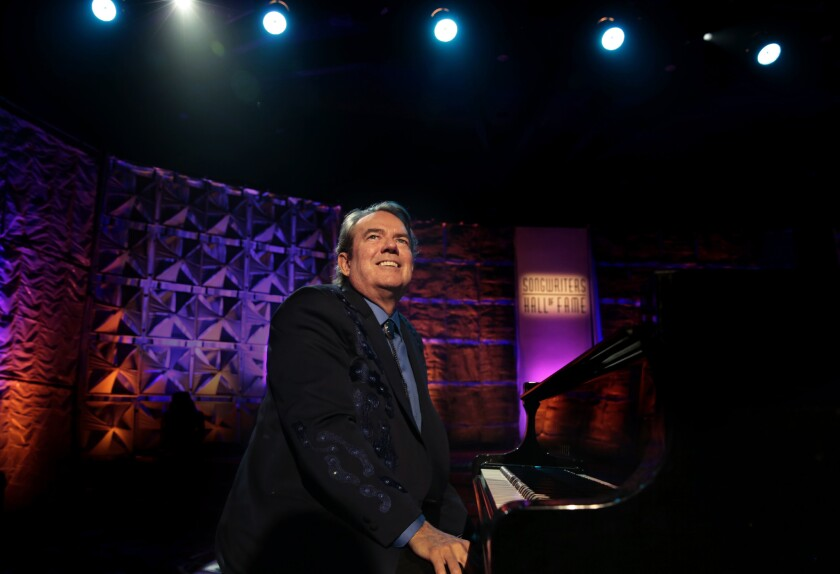 Composer/songwriter Jimmy Webb will perform in Irvine Saturday.