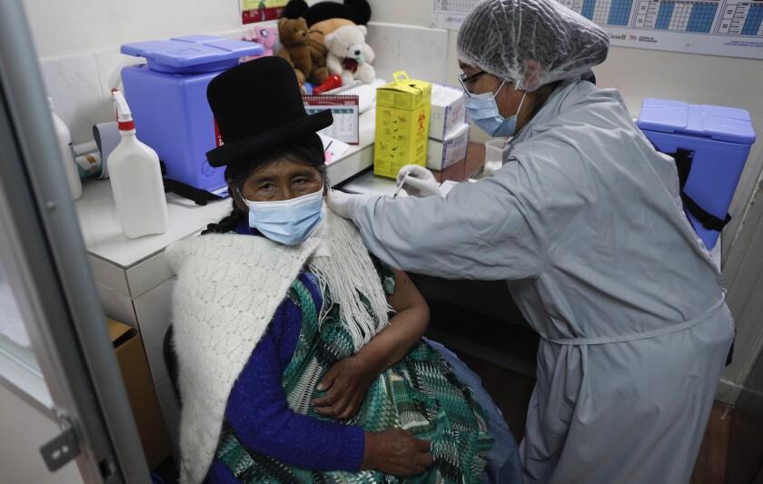 OPS: No se ve la luz al final del túnel en Latinoamérica por pandemia
