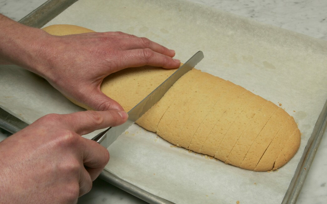 American-style biscotti
