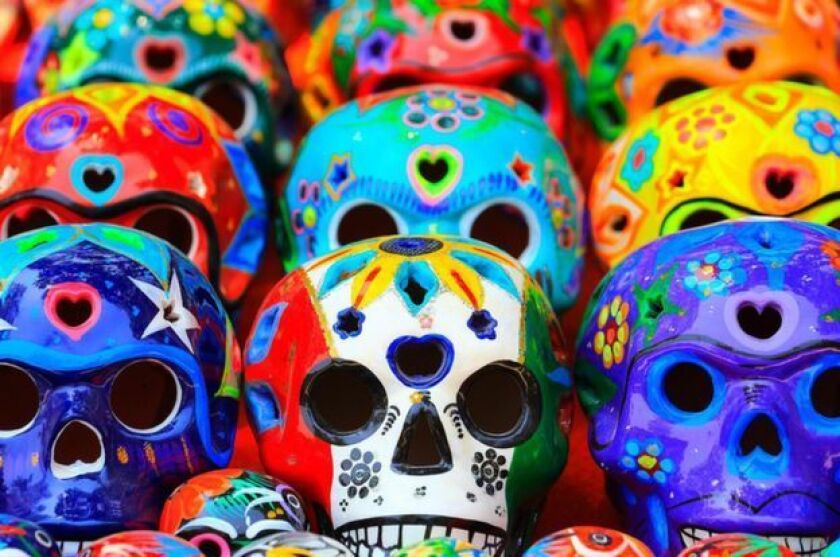 A los mexicanos nos gusta pensar que nos reímos de la muerte.