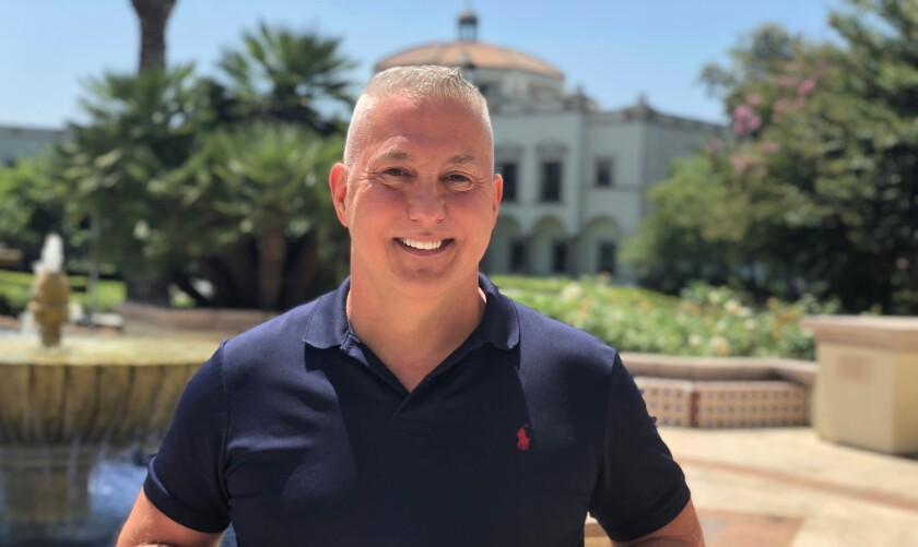 Bob Lehman has been named the San Diego Museum Council's new executive director.