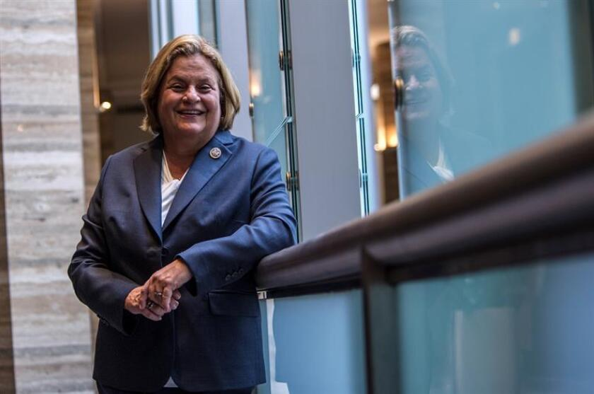 La congresista Ileana Ros-Lehtinen. EFE/ARCHIVO