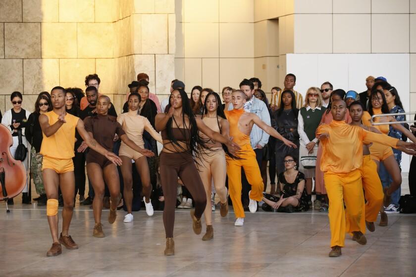 Solange Debuts Bridge-s at Getty Center Museum