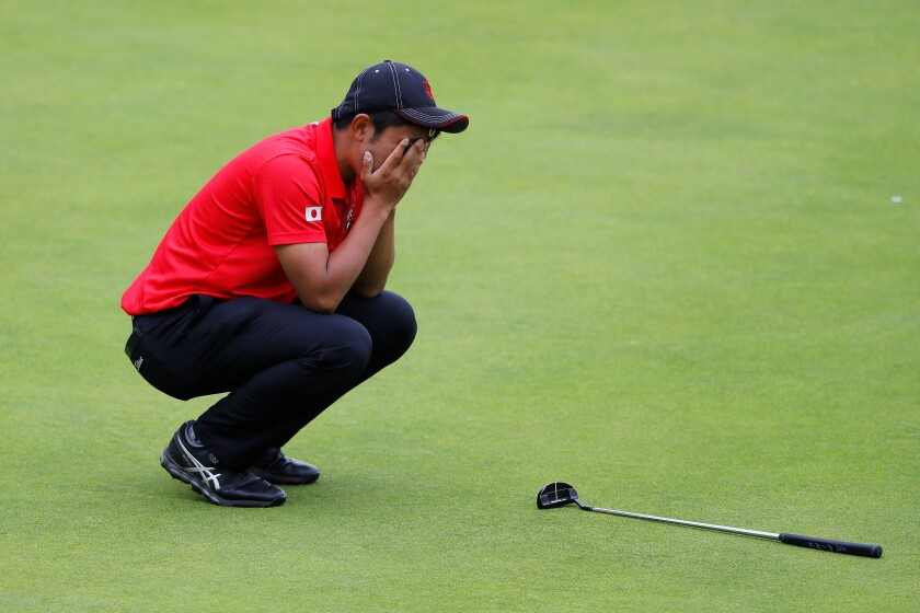 148th Open Championship - Day Two