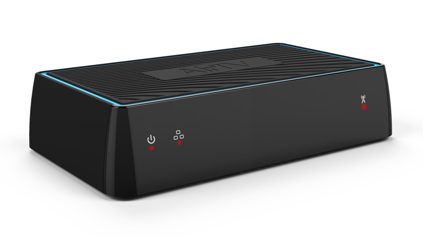 Column: Review: AirTV is potentially cool tech for cord