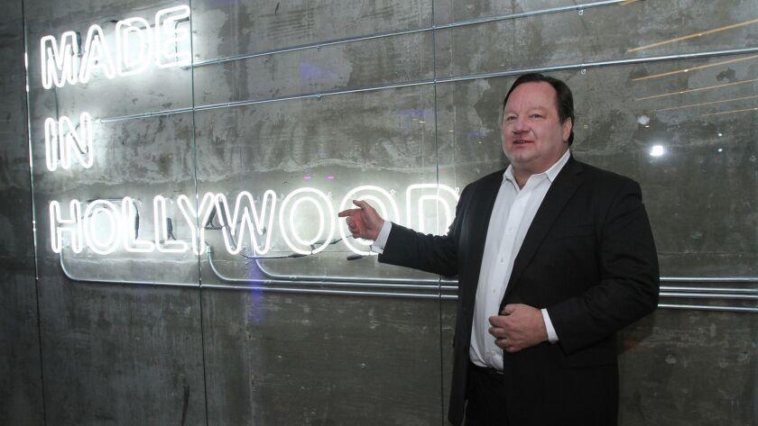 Viacom President and CEO Bob Bakish would head the combined company.