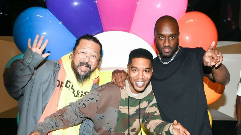 Murakami & Abloh 'America Too' at Gagosian Beverly Hills, Los Angeles, USA - 10 Oct 2018