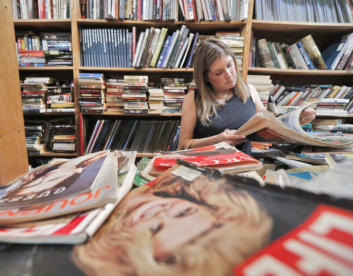 Photo Gallery: Longtime downtown Burbank bookstore about to close