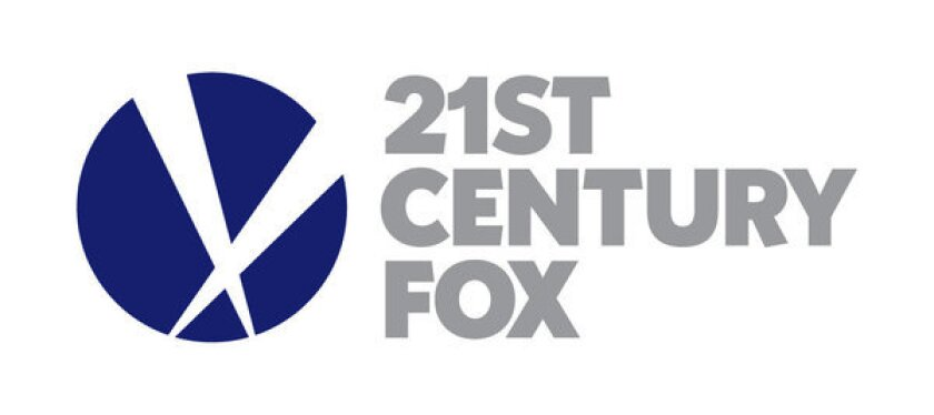 News Corp  reveals corporate logo for 21st Century Fox - Los