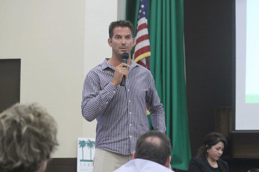 San Diego Vacation Rental Managers Alliance president Jonah Mechanic