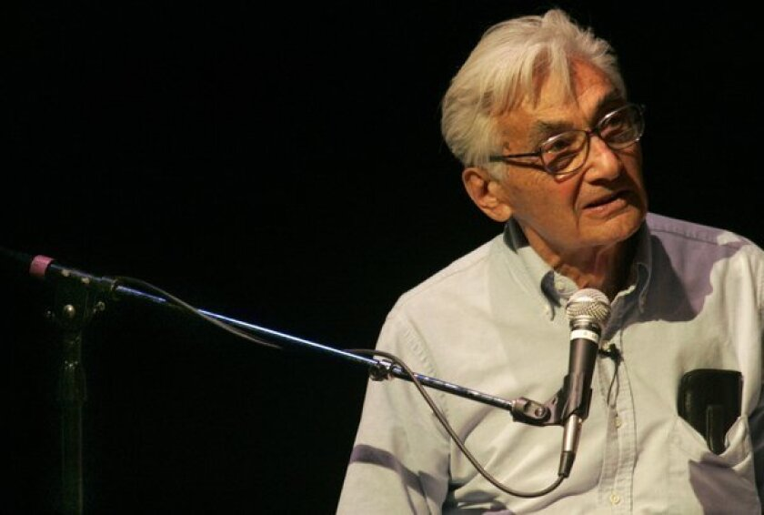Why scholars are challenging Howard Zinn and Diana West