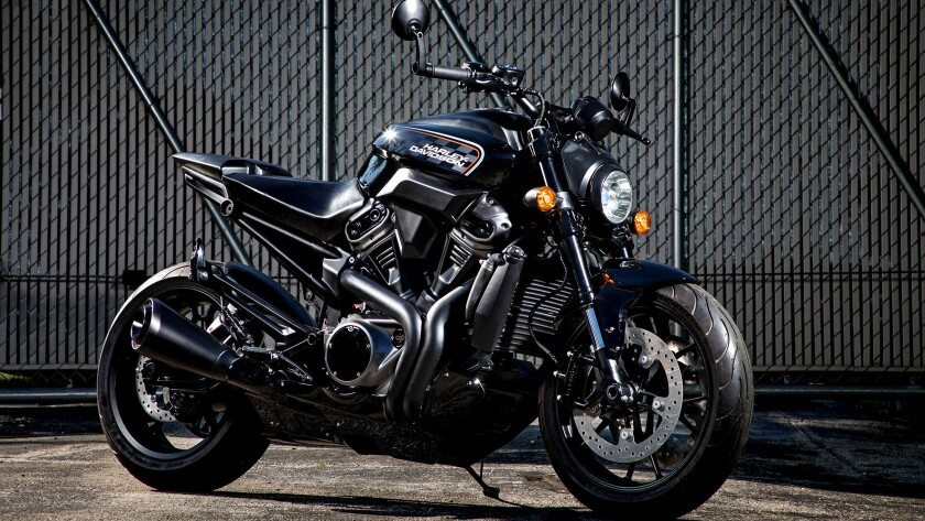 "A line of ""Streetfighter"" bikes, such as this 975cc model, will arrive in dealerships by 2020."