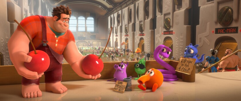 'Wreck-It Ralph' wrecks 'Breaking Dawn Part 2's' DVD reign